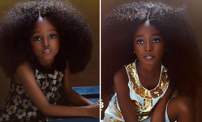 Сестры из Нигерии.