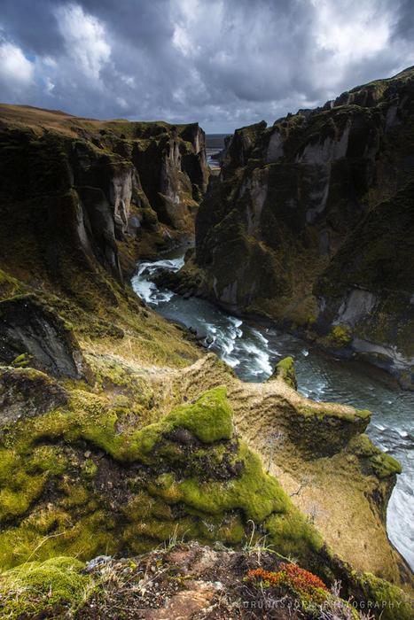 Потрясающая красота Исландии.
