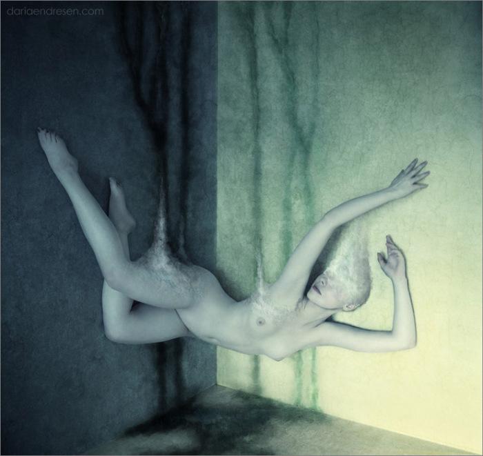 Освободиться II. Автор: Daria Endresen.