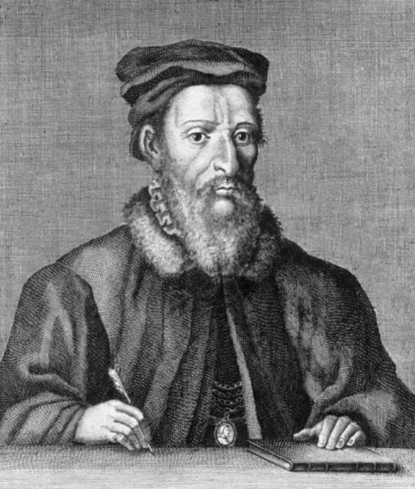 Пьетро Андреа Грегорио Маттиоли.