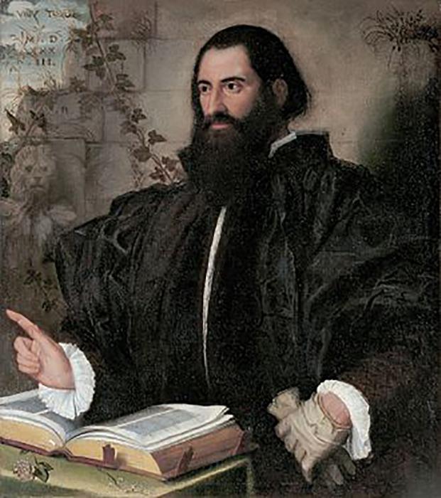 Pietro Andrea Mattioli.