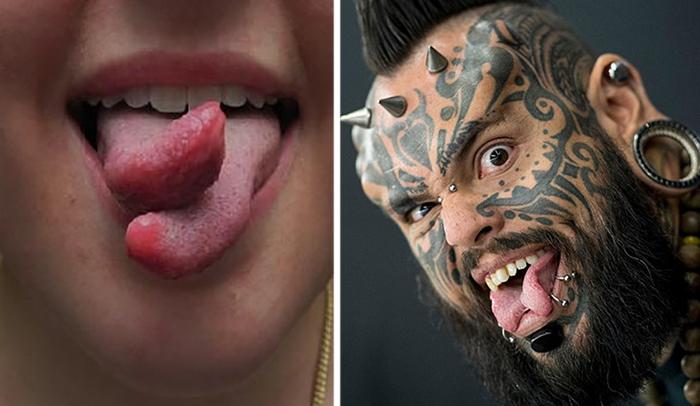 Тренд расщепления языка надвое.