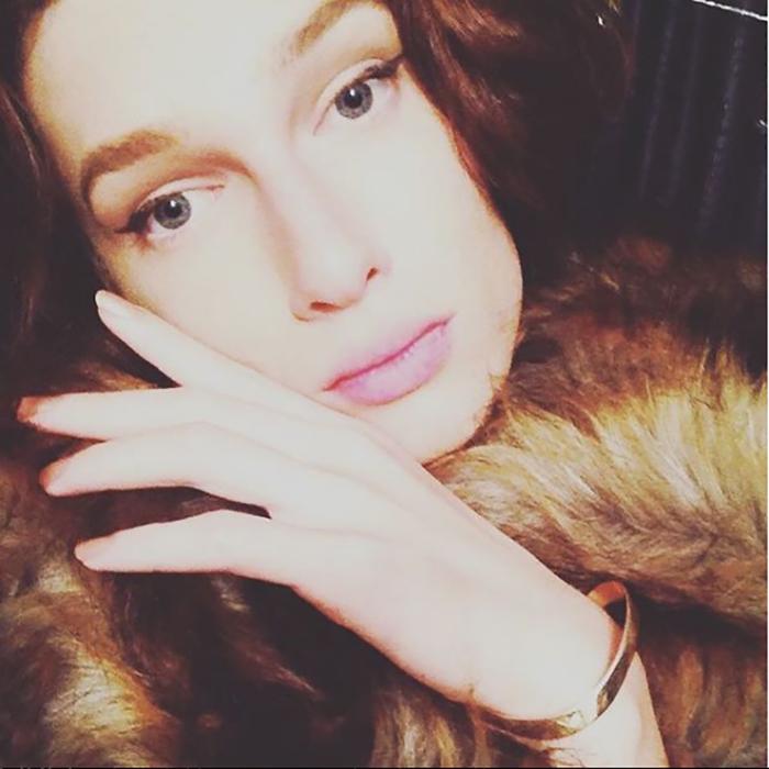 Жолин собиралась полностью изменить свой пол. Instagram jolene.dawson.