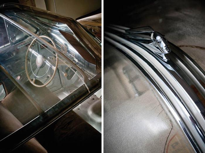 Детали Deluxe Six Ghost Car.