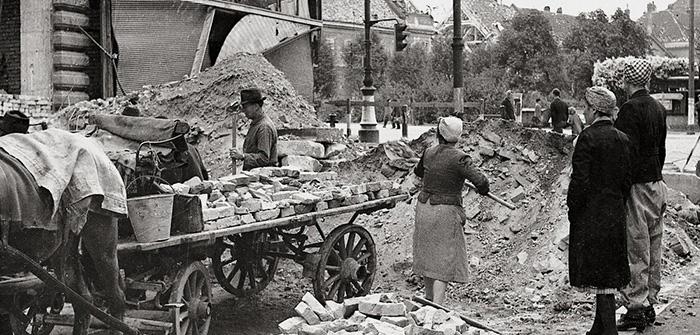 Послевоенное время в Германии.