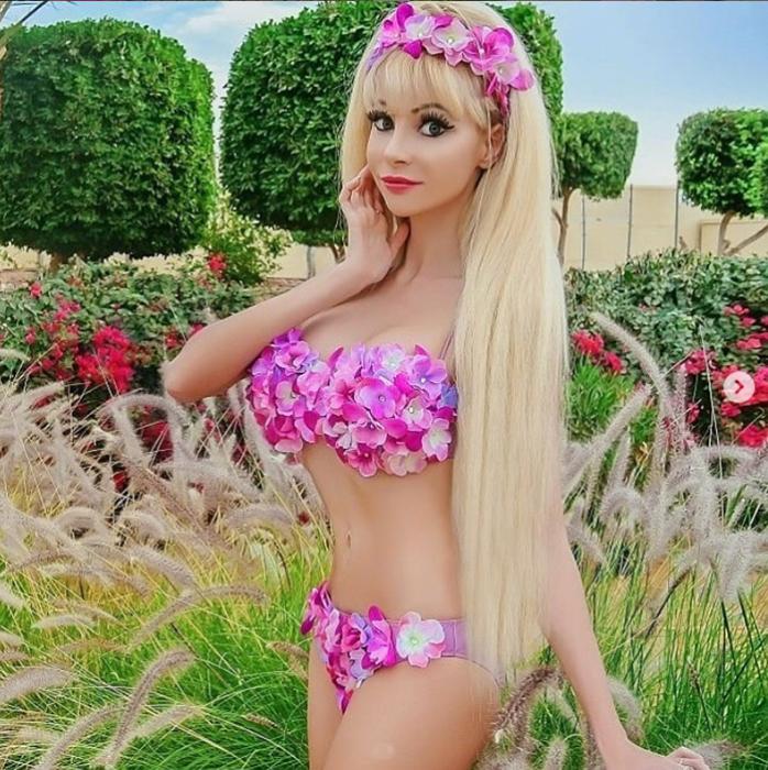 Русская Барби - Татьяна Тузова.
