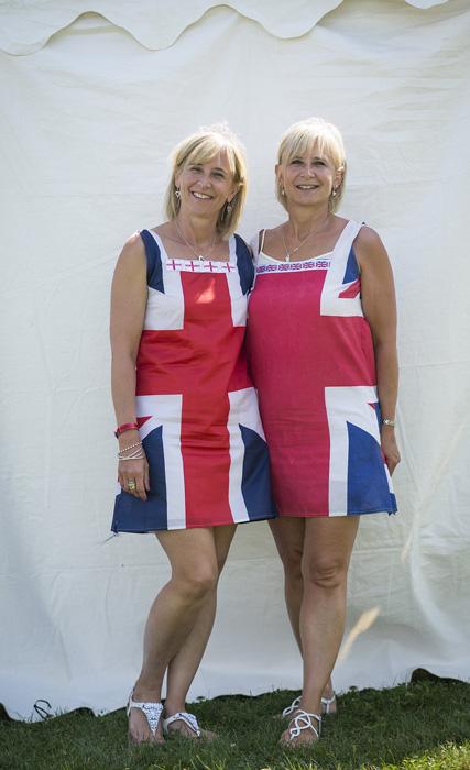 Донна и Мелани Батер из Великобритании.
