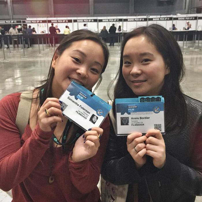 Фильм о сестрах дебютировал в этом году на SXSW Film Festival.