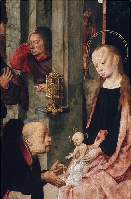 Подборка уродливых детей на картинах Ренессанса.