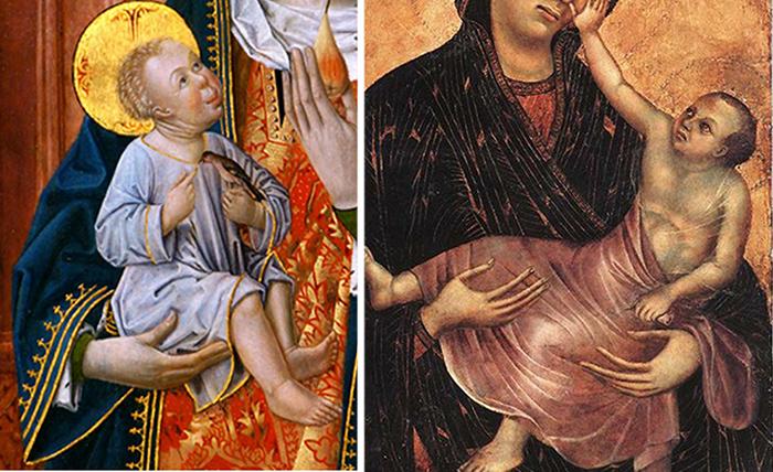 Уродливые дети Ренессанса.
