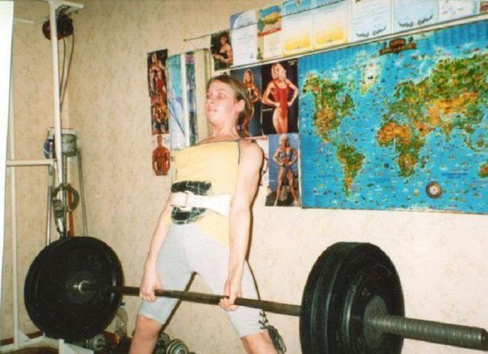 Сейчас Варвара работает фитнес-тренером.
