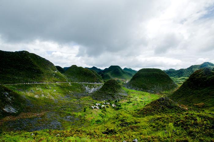 Долина Донг Ван.  Автор фото: Rehahn.