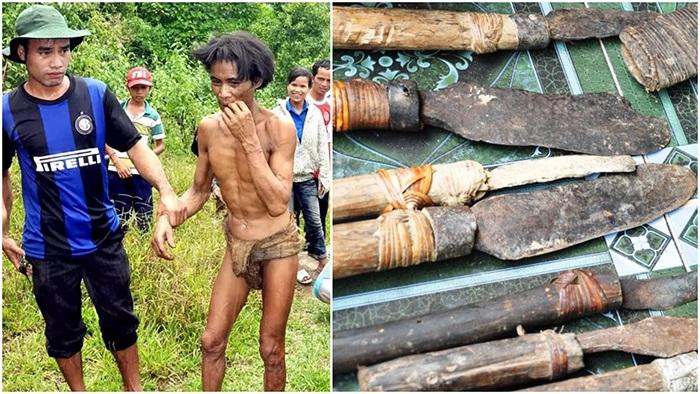 Хо Ван Ланг прожил большую часть своей жизни в джунглях.