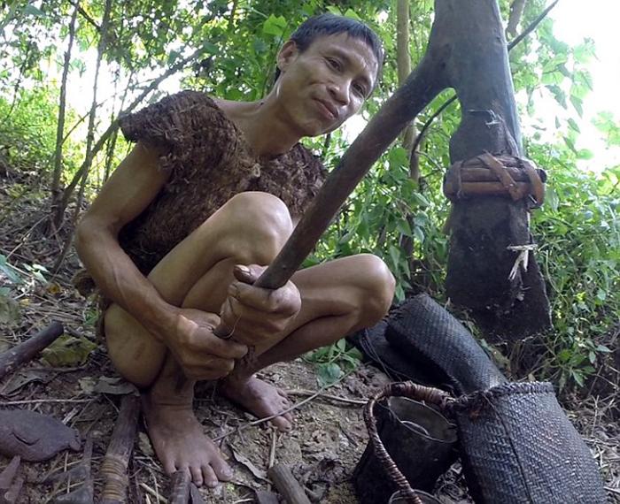 Когда Ланг покинул джунгли, ему было 42 года.