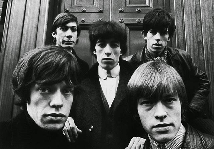The Rolling Stones. Автор фото: Terry O'Neill.
