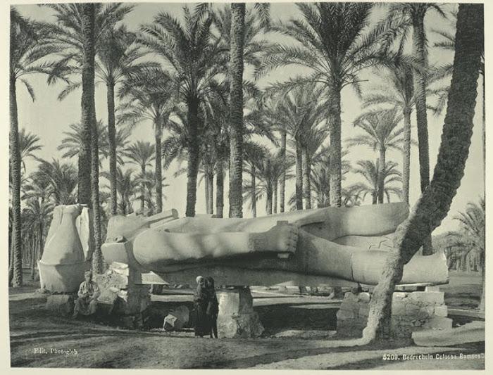 Парк в Каире в районе Qasr al-Nil.