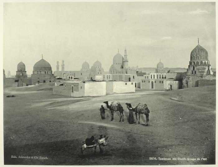 Место захоронения халифов, Каир.