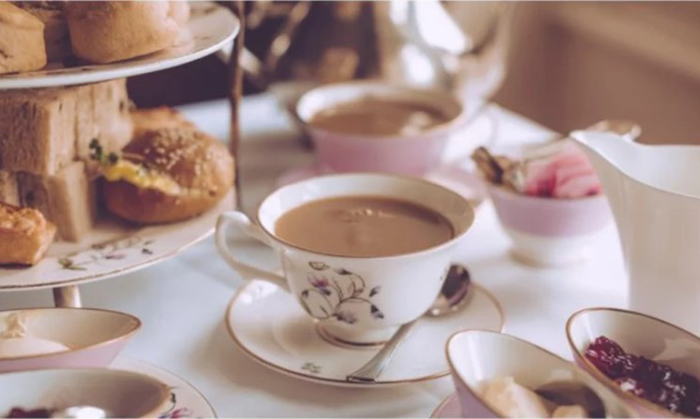 История отношений Великобритании и черного чая во время второй мировой войны.