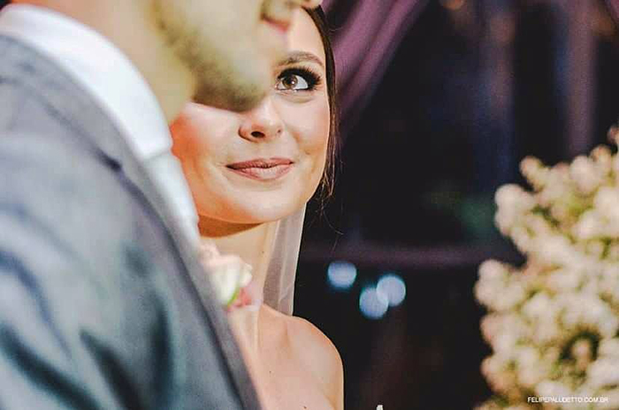 День свадьбы Матиаса и Марилии. Фото: Felipe Paludetto.