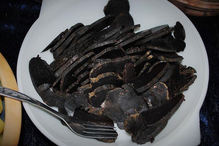 Черное мясо гринд.