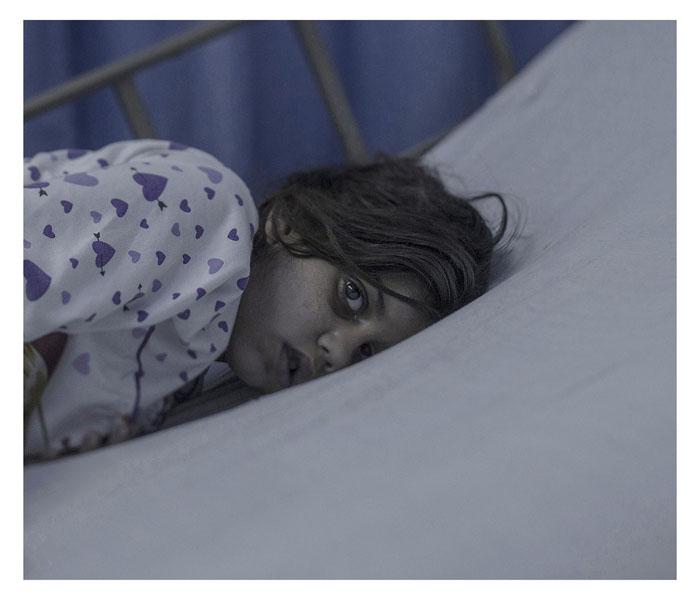Марам, 8 лет. Амман, Иордания.