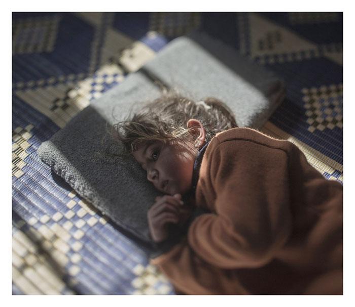 Тамам, 5 лет. Азрак, Иордания.