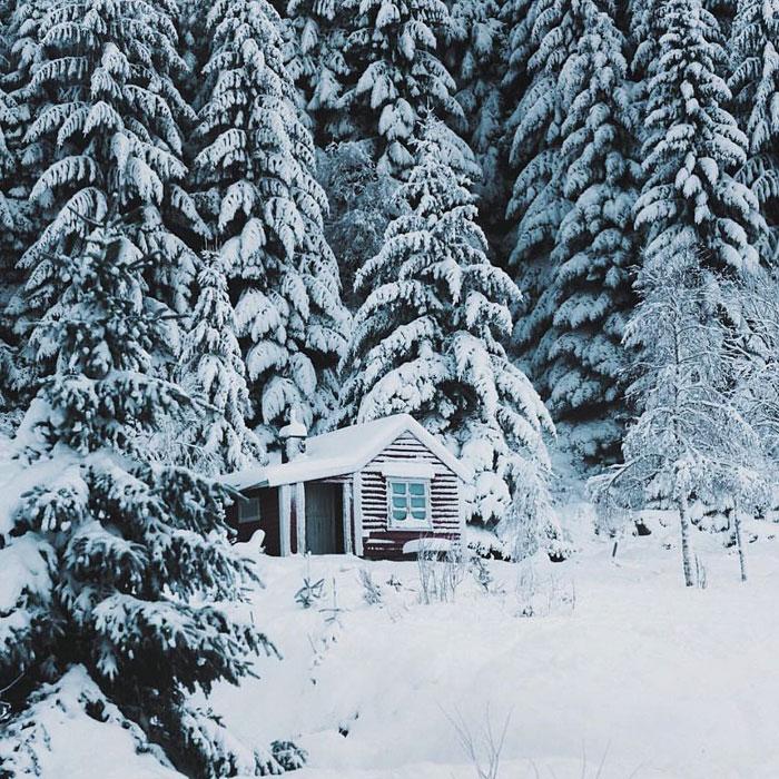 Норвегия.  Фото: Mads Nordsveen.
