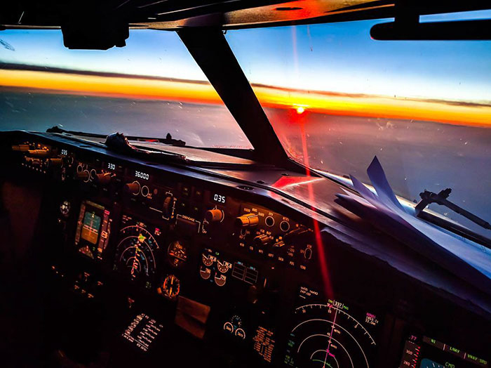 Вот поэтому мы и летаем.  Instagram pilotmaria.