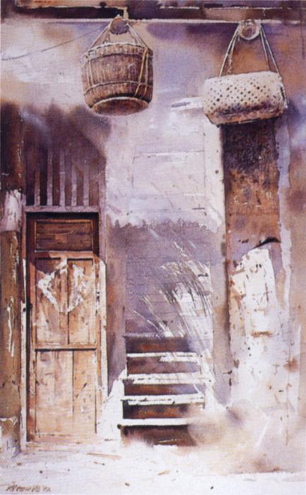 Картины Се Мин-Чжана.