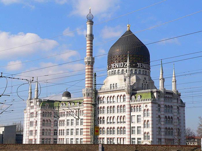 Табачная мечеть.