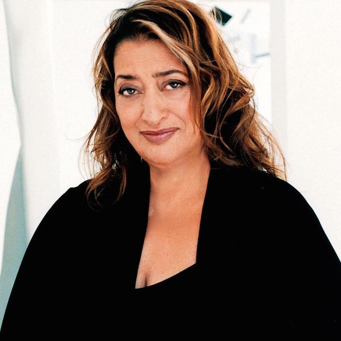 Заха Хадид (1950-2016).
