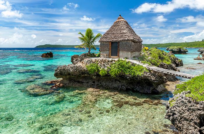 Новая Каледония.