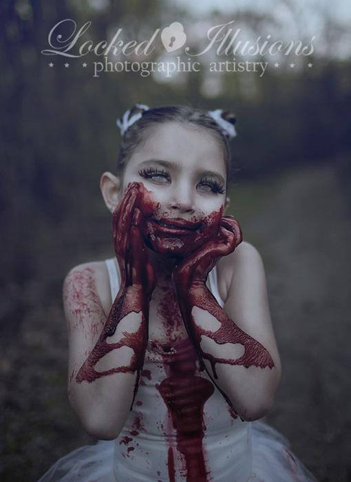 Жажда крови.