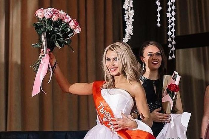 Оксана выиграла в одной из номинациях конкурса.