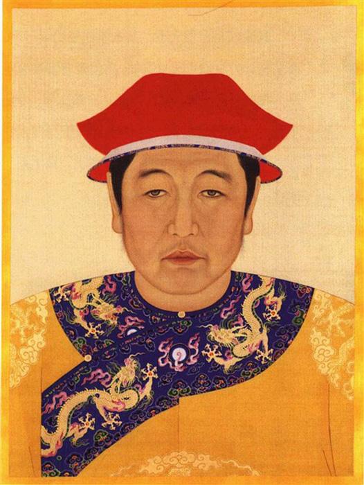Фулинь, император Шуньчжи.