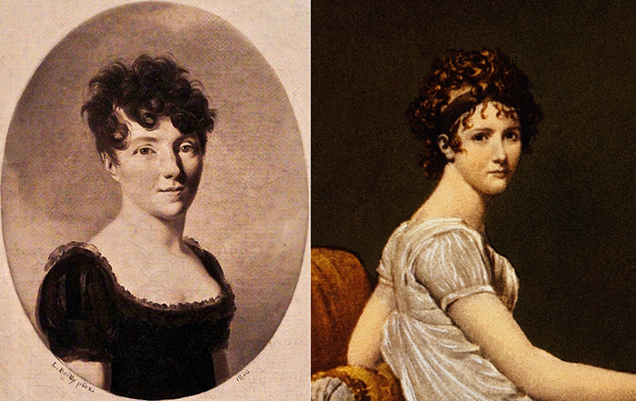 Скромные платья и коротко стриженые волосы стали своеобразными символами революции.