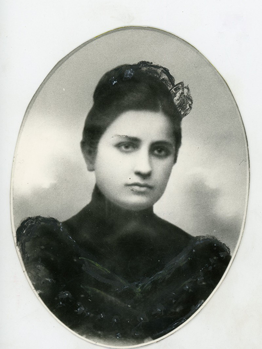 Екатерина Сванидзе - первая жена Сталина.