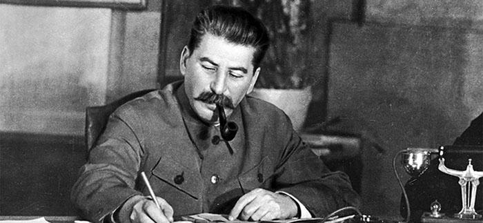 Товарищ Сталин ошибся.
