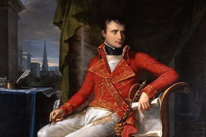 Наполеон Бонапарт.
