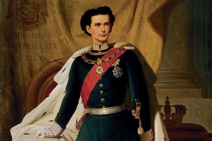 Людвиг II Баварский.