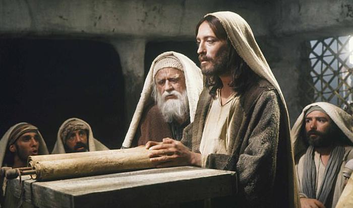 Таким ИИсуса Христа преимущественно изображал кинематограф.