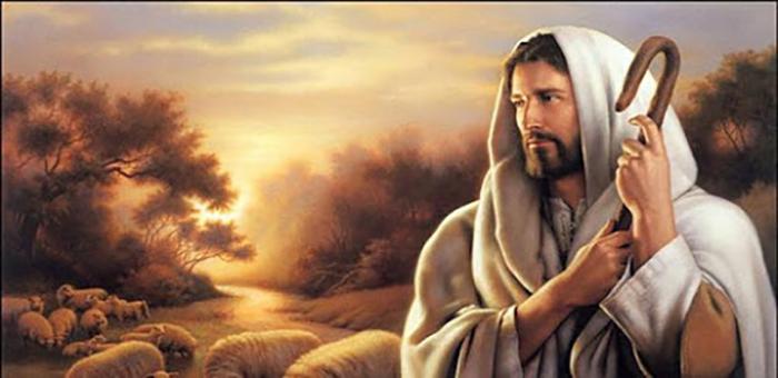 Иисус Христос - пастырь.