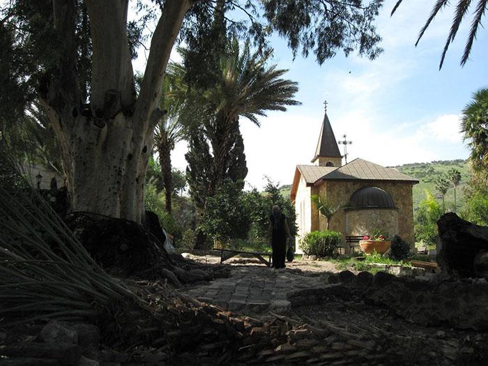 Подворье Марии Магдалины в её родном городе.