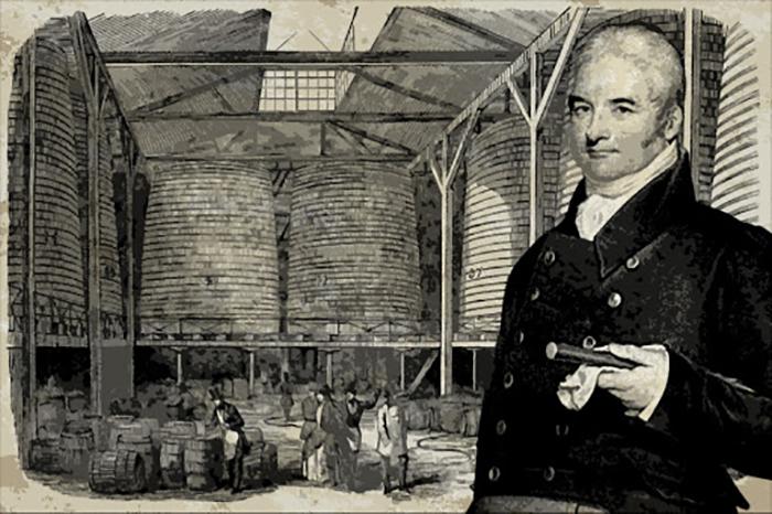 Владелец пивоварни Генри Мо.