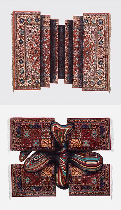 В этой подборке самые впечатляющие из работ Ахмеда.