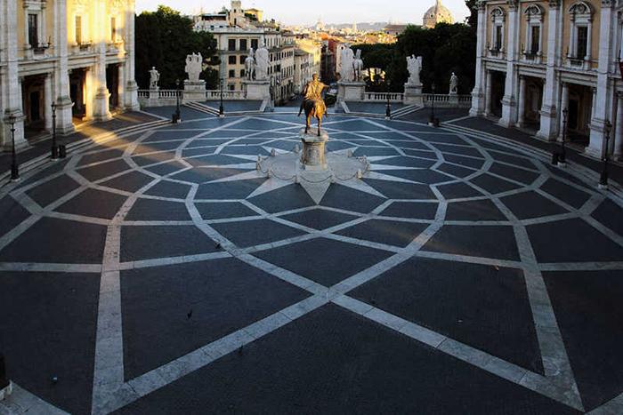 Капитолийские музеи, Рим.
