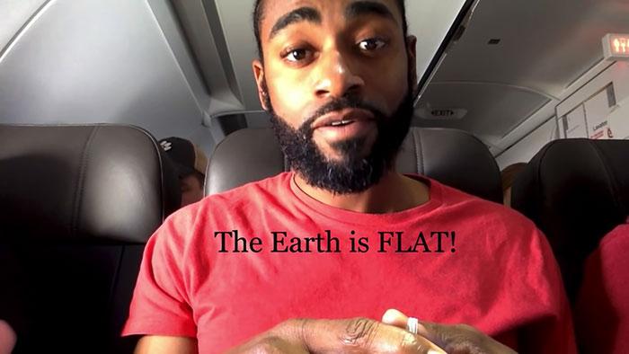 «Вывод: Земля - плоская!»