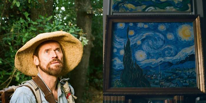 Кадр из фильма «Ван Гог. На пороге вечности».