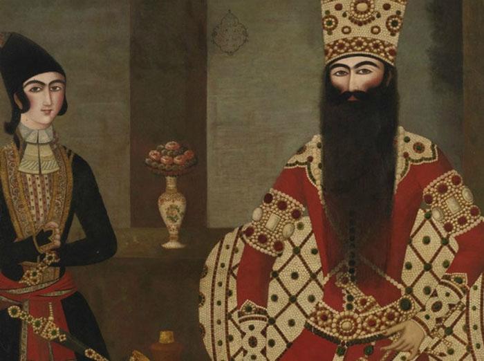 Навруз - это древнеперсидский Новый год.