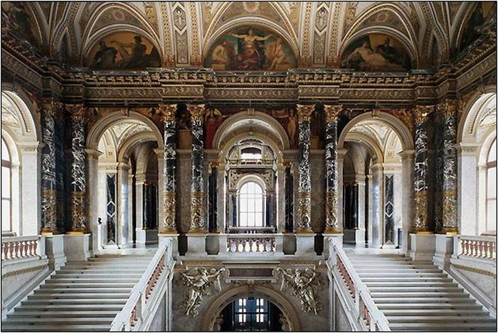 Музей истории искусств, Вена.